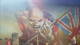 Iron Maiden - The Trooper (Live in Glasgow SSE Arena, May 2017)