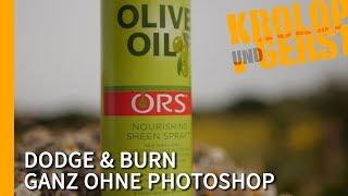 DODGE & BURN OHNE PHOTOSHOP 📷 Krolop&Gerst