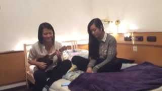 Falling in love with you (Elvis Presley) Cover by Bea & Liu