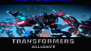 Transformers Alliance Intro Theme