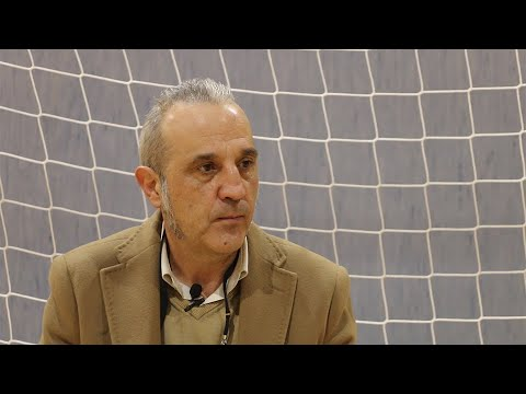 Entrevista a Luis Moreno, presidente del Rivas Futsal