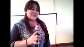 Like a Lover - Cover Solo by MeAnne Oppus @ Casa Milan Clubhouse