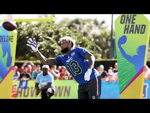 Best Hands: Pro Bowl Skills Showdown | NFL