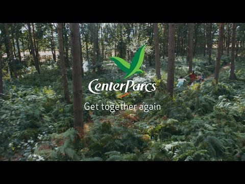 Center Parcs 2016 TV advert - Forest is your playground
