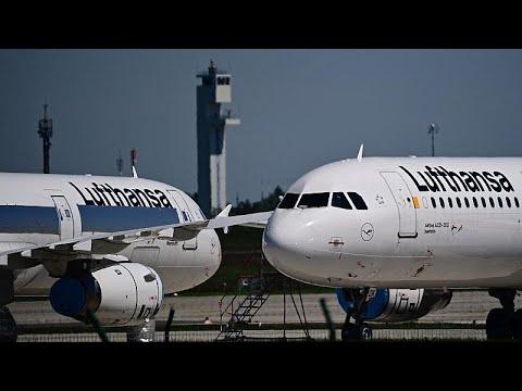 Több mint kétmilliárd eurós tőkeemelést jelentett be a Lufthansa csoport