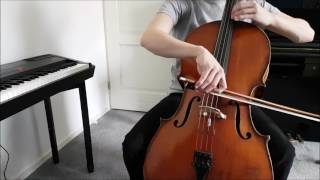 Le Cygne (The Swan) -  Camille Saint-Saëns  Cello and piano cover