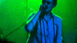 Desperate Journalist live at Hard Club 15.05.15