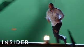 How The Rock Did His Stunts In 'Skyscraper'   Movies Insider