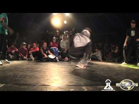 Charlee & Meda vs Kinder & Kolobok | HIP OPSESSION 2012