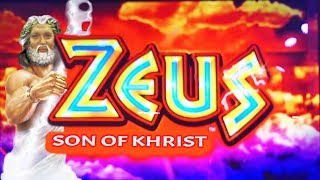 ZEUS - SON OF KHRIST - LIVE PLAY