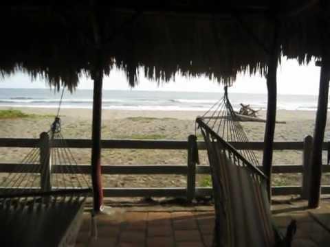 Rise Up Surf Camp in Salinas Grande Nicaragua Surf Nicaragua
