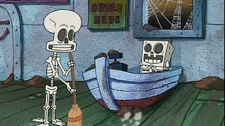 Spooky Scary Skeletons But When You Hear Skeletons It Gets Faster