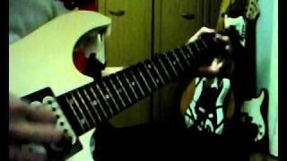 Velvet Revolver - She Builds Quick Machines [Guitar Solo Cover]