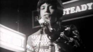 Rolling Stones   1966 Paint it black Live Ready Steady Go B & W