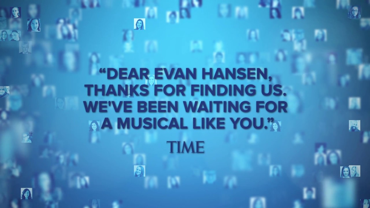 Dear Evan Hansen Broadway Tickets Near Me Ticket Network Boston