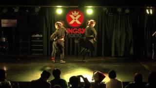 L.B.M「TAEMIN(태민)xKoharu Sugawara - さよならひとり」 SANTA NIGHT feat.K-channel 2016.12.11
