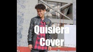 Quisiera-CNCO Cover by Santiago Jiménez