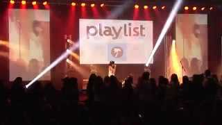 Mia Rose - Keep Real (LIVE at Playlist Live 2013)
