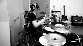 Twenty One Pilots - Stressed Out (Tomsize Remix) - Drum Cover