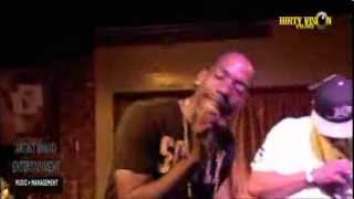 Rated R Featuring AG - Kick It ( Apache Cafe ATL) Live Performance