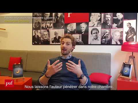 Vidéo de Giacomo Leopardi