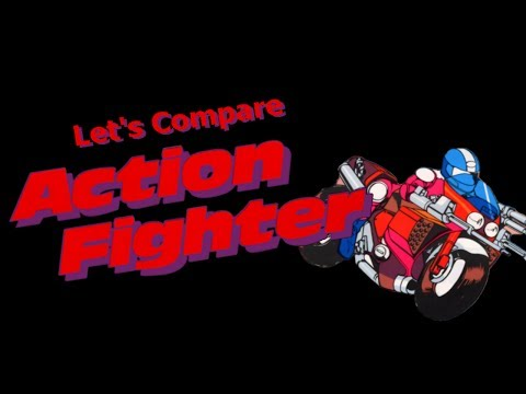 Let's Compare ( Action Fighter )