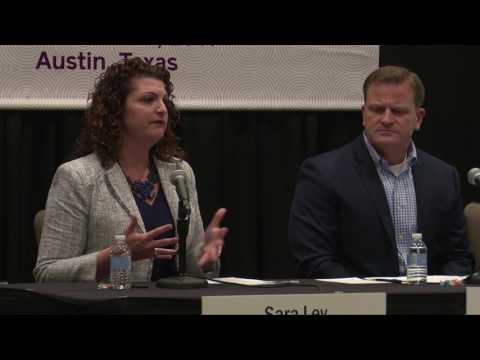 SXSWedu Tech Skills Gap Panel Discussion