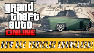 GTA 5: Festive Update DLC | New Christmas DLC Vehicle Showcase - Vapid Slam Van, Rat-Truck & More!