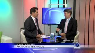 El gobierno intenta desbloquear el DACA y el DAPA (Abogado Jorge de la Mar)