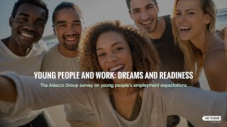 Young People and Work: Dreams and Readiness