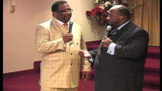 Pastor Marvin Jackson, Interview with Pastor Nicholas Moore, Shammah House of Worship, Founders 2013