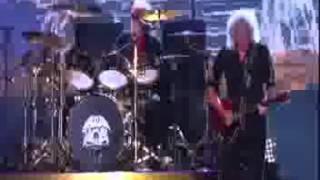 Stone Cold Crazy Rock In Rio 2015 Queen + Adam Lambert