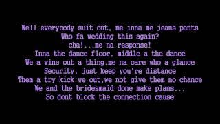 Sean Paul - Wedding Crasher (feat Future Fambo) + LYRICS HQ
