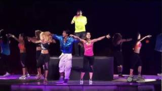 Zumba® Fitness Exhilarate™ FITNESS - CONCERT
