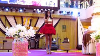 Margareth Siagian - The Power of Love @ Mall Batam Center width=