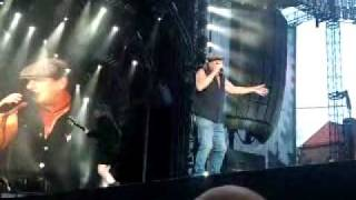 AC/DC - Dirty Deeds Done Dirt Cheap @ Stockholm Stadion, Sweden