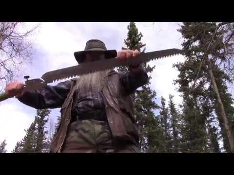 Make A Quick Bushcrafted Sawbuck