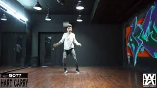 GOT7(갓세븐) - Hard carry(하드캐리) 안무 dance cover [와와댄스 마포본점 WAWA DANCE]