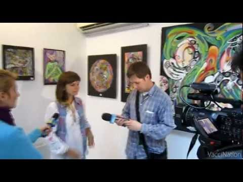 AGVN VacciNation – Our first solo exhibition in Nikolaev! (Ukraine) 2012