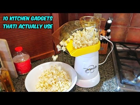 10 Kitchen Gadgets That I Actually Use