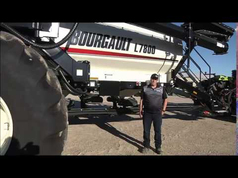 Chapter 1 - Bourgault 7000 Air Seeder with ASC Function Test