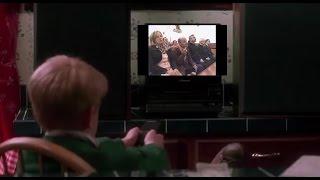 """""""Sozinho em casa"""" vê missas da TVI"""