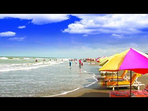 Cox's Bazar Sea Beach || Bangladesh. HD