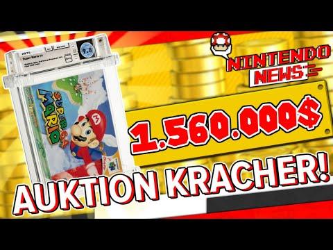 Nintendo Spiele stellen neue Rekorde auf!