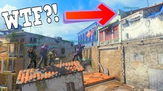 CRAZY GLITCH SPOTS YOU MIGHT NOT KNOW ON BO3... *Black Ops 3 Glitches*