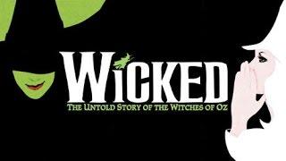 WICKED - No Good Deed (KARAOKE) - Instrumental with lyrics on screen