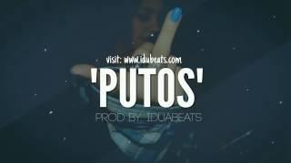 Putos   Hip Hop instrumental Maleanteoaprod ByIduBeats