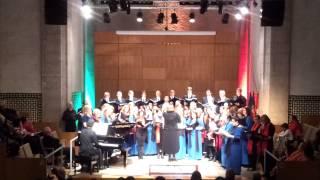 Coro de Santo Amaro de Oeiras - Balada de Outono (Zeca Afonso)