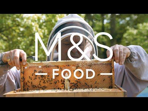 marksandspencer.com & Marks and Spencer Discount Code video: Select Farms British Honey   Episode 1   Fresh Market Update   M&S FOOD