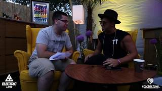 Timmy Trumpet - Interview - Electric Love Festival 2017